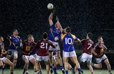 Westmeath make dramatic comeback, UCD overcome Meath and another win for Laois