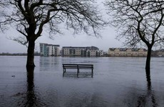 Flood alerts remain in place following heavy rain overnight