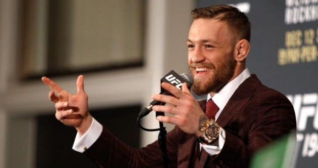We'll leave it there so: McGregor edges closer to history and all today's sport