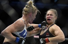 Holly Holm's first UFC title defence won't be against Ronda Rousey