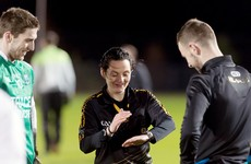 'I don't expect red carpets rolled out for me' – the groundbreaking female GAA referee