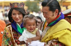 Watch: King of Bhutan marries his 'commoner bride' in colourful ceremony