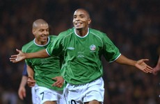 'You think: will I be accepted?' Clinton Morrison on winning Irish fans' hearts
