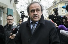 Suspended Uefa chief Platini throws in the towel in Fifa presidential race