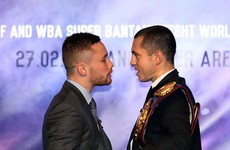 Bad news, fight fans! Frampton v Quigg will be live and exclusive on Sky Sports Box Office