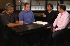 WATCH: Rugby legends preview the World Cup semis