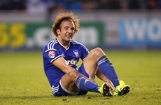 Stephen Hunt is back in football after signing a short-term deal with Coventry