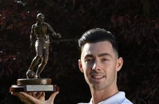 Richie Towell is the Irish Soccer Writers' Personality of the Year for 2015