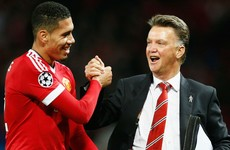 Chris Smalling now known as Pele – Van Gaal