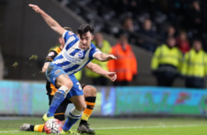 Losing start to Richie Towell's Brighton career