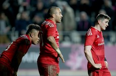 Alan Quinlan's verdict after Munster's awful night in Paris: 'embarrassing, borderline disgraceful'