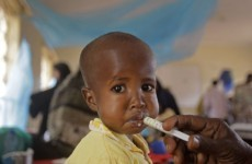 "Substandard food aid ""fails malnourished children"""