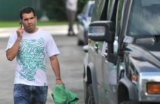 WATCH: Carlos Tevez trains alone at Man City