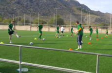 A Spanish football academy is giving Irish youngsters a chance to fulfil their dreams