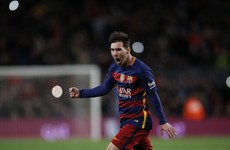 Messi is 'a miracle from God'