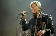 David Bowie has died of cancer at the age of 69