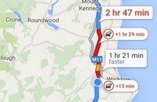 Commuting liveblog: Broken down truck on M50 moved to hard shoulder