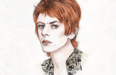 Everyone's sharing this great David Bowie gif – here's the story behind it