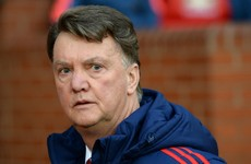 Van Gaal blames traffic for fans' early Old Trafford exit on Saturday