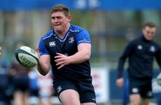 'It's very enjoyable playing rugby here at the minute': Furlong reveling in Leinster revival