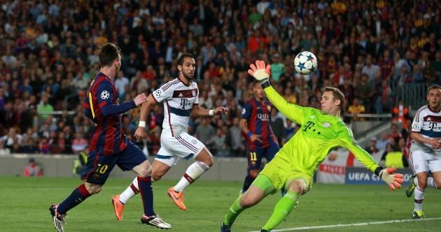 8 of Lionel Messi's best performances in 2015