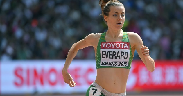 A day in the life: Ireland's 800m Olympic hopeful Ciara Everard