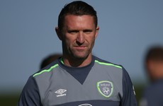 Robbie Keane did NOT vote for Lionel Messi to win this year's Ballon d'Or