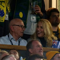 Rupert Murdoch and Jerry Hall are getting married