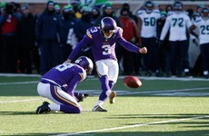 A kicking expert explains what went wrong on the Vikings' brutal missed field goal