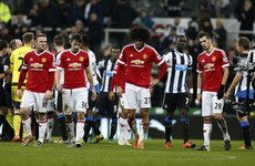 Newcastle and Man United serve up classic but last-gasp Dummett punishes Van Gaal's men