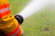 Large rocks and timber blocks thrown at Limerick firefighters