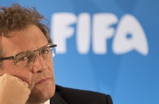 The clear-out continues as Fifa sacks secretary general