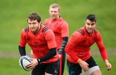 Sherry feels Ireland ambitions can be improved with Munster turnaround