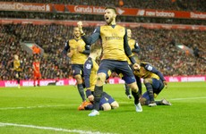 As it happened: Liverpool v Arsenal, Barclays Premier League