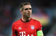 Lahm slams Ballon d'Or as 'a marketing prize for the most celebrity individuals'