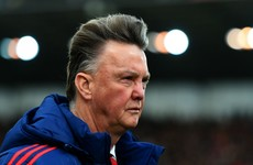 The Sun journalist hits back at Van Gaal after 'fat man' jibe