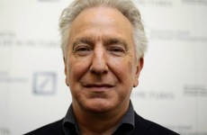 Actor Alan Rickman has died aged 69