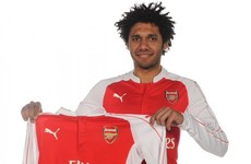 Arsenal complete their first signing of the January window