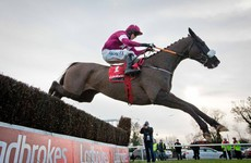 Cheltenham Gold Cup contender back to winning ways at Thurles today