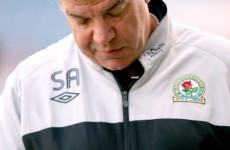 Allardyce 'more suited to Inter or Real Madrid'