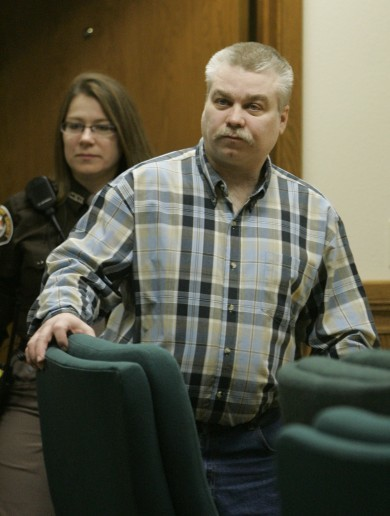 "Making a Murderer's Steven Avery files new appeal as ex-fiancée says ""He's not innocent"""