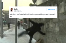 9 Irish people embodying the spirit of The Man Who Slipped on the Ice