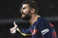 'Gerard Pique is a Barcelona hooligan'