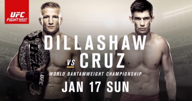 Can TJ Dillashaw be dethroned or is Dominick Cruz yesterday's news?