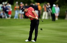 Harrington wary of Tiger threat