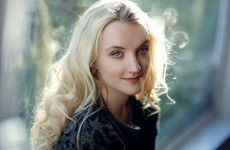 Irish Harry Potter actress Evanna Lynch has written movingly about working with Alan Rickman