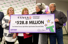 Couple who won €300 million on lottery have no plans to give up work or buy a new house