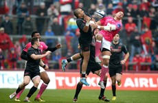 As it happened: Munster v Stade Français, Champions Cup