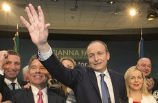 'We can't risk another five years of Fine Gael and its cheerleaders'