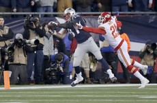 Gronk and Brady take the Patriots to 5th AFC Championship Game in a row